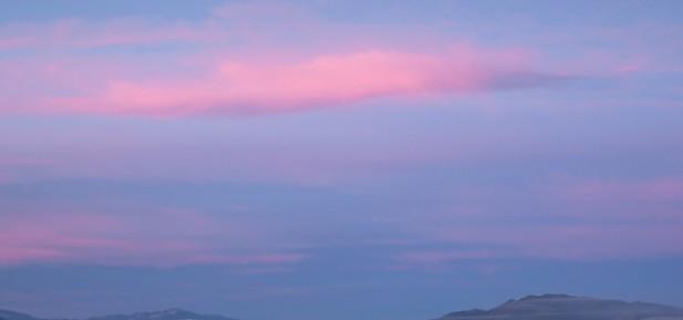 Dawn at Irishman Creek