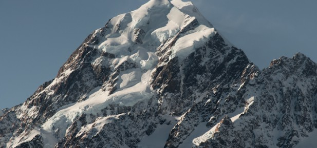 Mount Cook Photography: The Face of Aoraki Mount Cook
