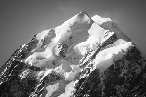 The Face of Aoraki